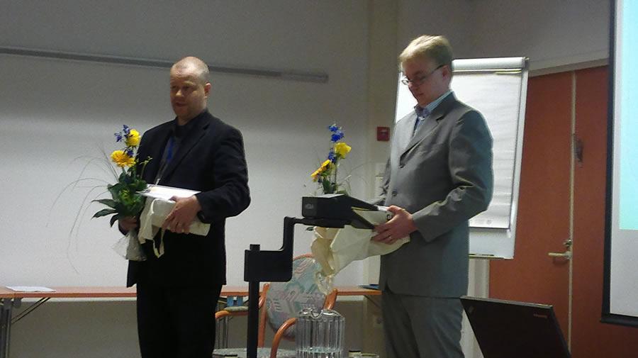 Suomen eTwinnig -palkitut 2011