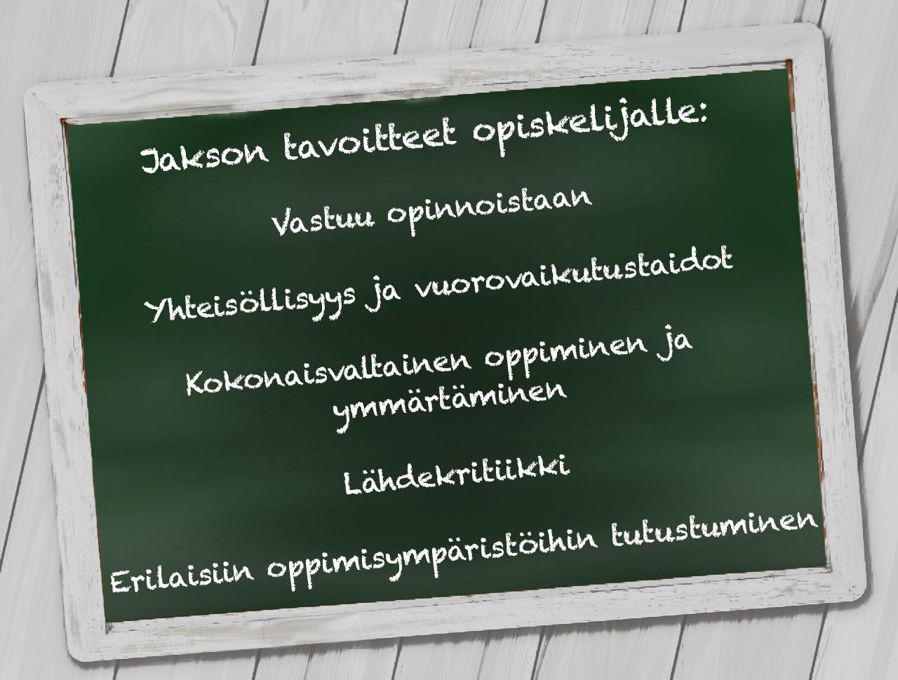 tavoitteet-opiskelijalle